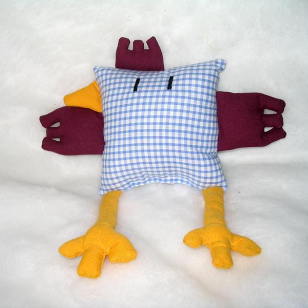 Doudou poulette